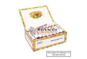 Romeo y Julieta No. 3 Tubos (Box 25)